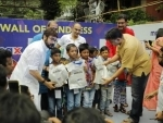 Samaj Sebi and Max Fashion together create Wall of Kindness for under-privileged children