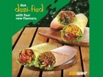 Subway adds four new desi flavours to loaded signature wraps
