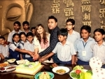 Kolkata: Chowman launches week-long 'Chidren's Food Festival'