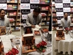 Starmark holds book signing session for author Christopher C. Doyle's The Mists of Brahma