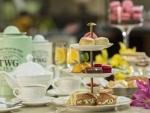 Enjoy some fine English and Indian tea at JW Lounge in Kolkata