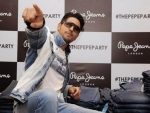 Kolkata: Bollywood actor Sidharth Malhotra unveils Pepe Jeans AW'19 collection