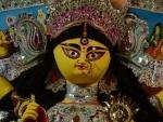Amidst offering of Pushpanjali, festive fever reaches peak on Maha Ashtami
