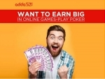 Want to Earn Big in Online Games - Play Poker