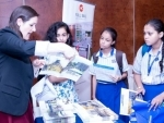 Thirty-six universities from the US engage with students at the USIEF-EducationUSA University Fair in Kolkata