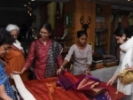 Kamala opens its autumn collection of textiles for Durga Puja