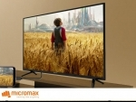 Micromax expands its product portfolio, launches Smart Google-Certified TV