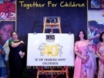 Chidlren's rights activist group CRY completes 40 years, asks adults to step into children's shoes to understand their feelings