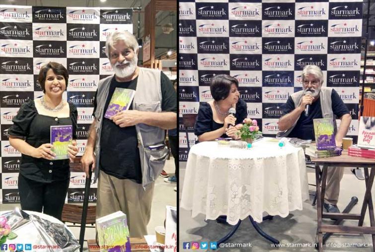 Starmark hosts launch of Shreya Sen-Handley's Strange Stories