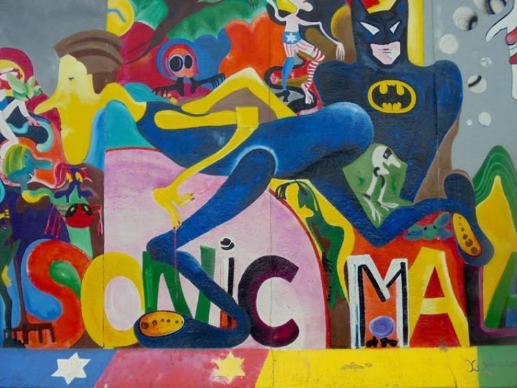 Sonic Malade by Greta Ida Csatlos