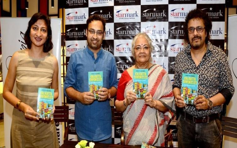Kalkatta Chronicles is not the bird's eye view of the city: Author Supriya Newar