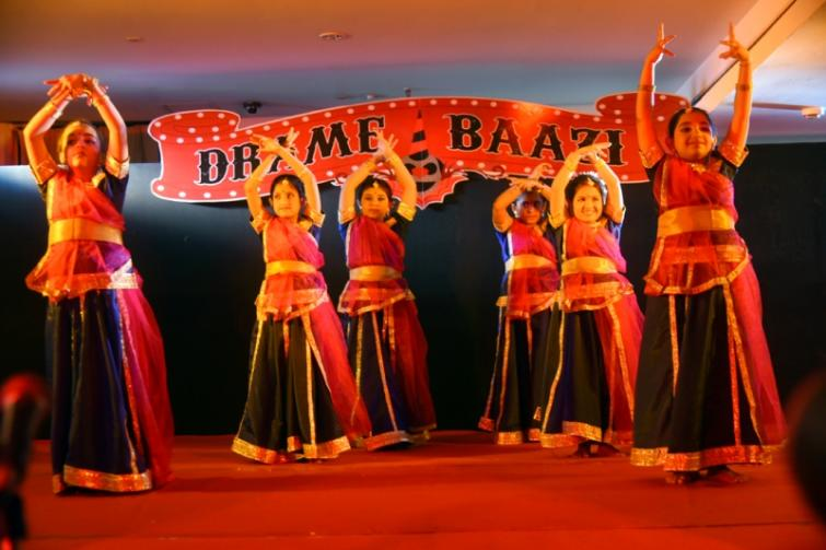Creative Arts holds day-long theatre carnival for children Dramebaazi 2