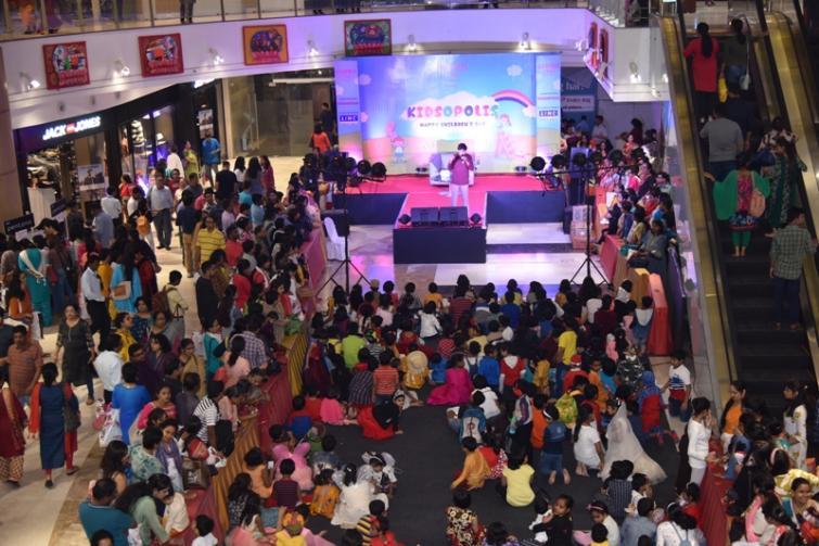 Kolkata: Acropolis celebrates Children's Day Kidsopolis