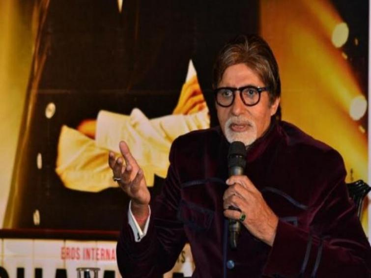 Amitabh Bachchan to be honoured with 50th Dadasaheb Phalke Award today