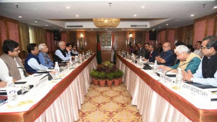 Bangladesh delegation meets I&B Ministry over co-production of film on Mujibur Rahman's life