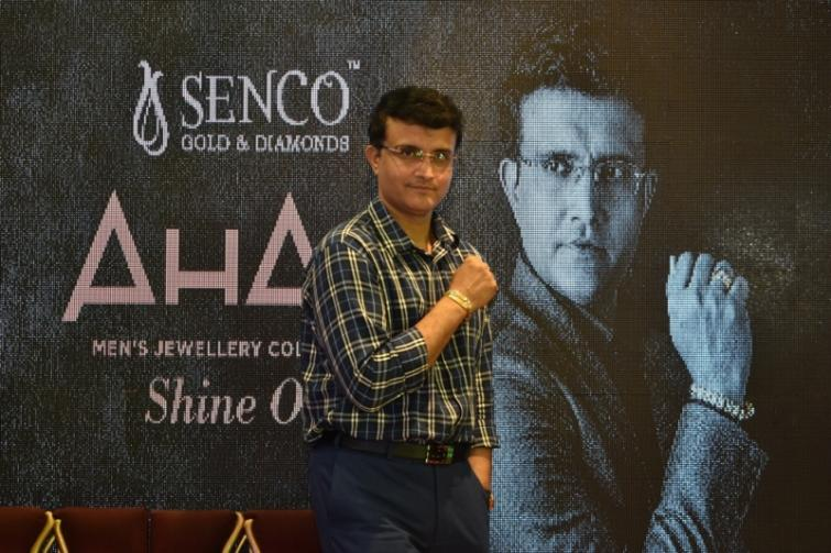 Senco Gold & Diamonds rolls out a new brand campaign 'Shine On' featuring ace cricketer Sourav Ganguly