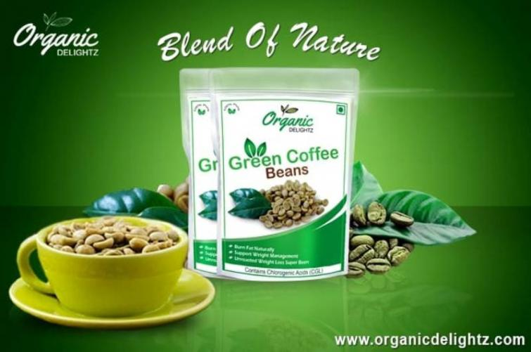 Floodlightz introduces Organic Delightz range of green coffee beans for weight loss