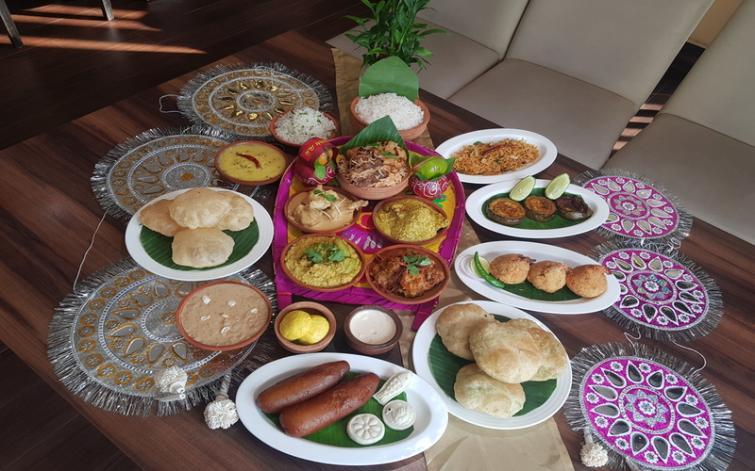 Celebrating Poila Boisakh with multi-cuisine delectables