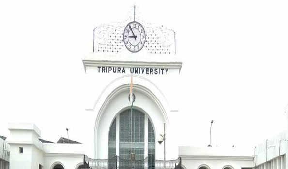 Tripura University Starts Organic Cultivation Indiablooms First Portal On Digital News Management