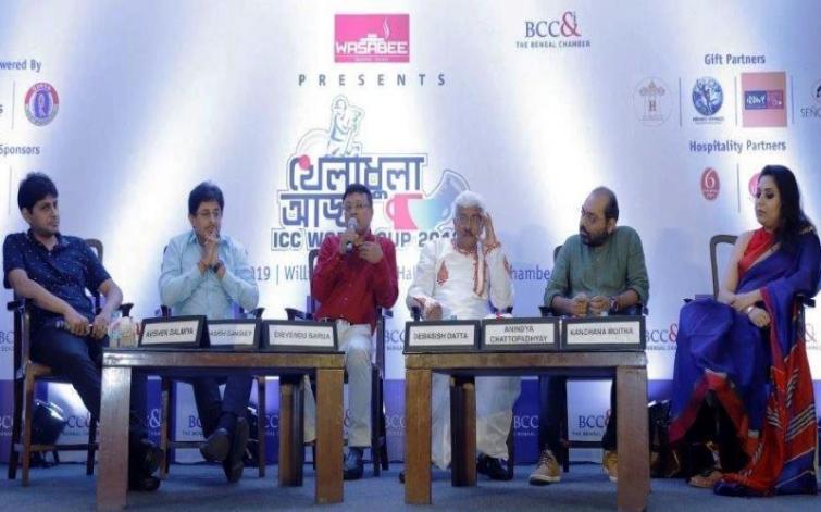 Bengal Chamber organises Kheladhulo Adda: ICC World Cup 2019