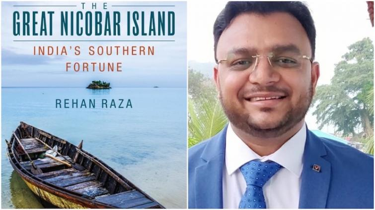 Mohd Rehan Raza's new book on the Andamans & Nicobar is inspired by the resilience of tsunami survivors