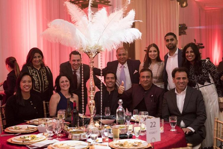 Annual Oakville Diwali Gala 2019 raised funds of over $140,000