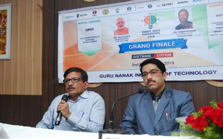 GNIT selected as nodal centre for grand finale of Smart India Hackathon 2019
