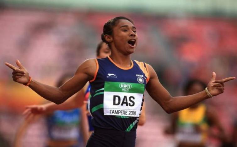 Assam Higher Secondary results announced, Hima Das secures 69.80 per cent marks