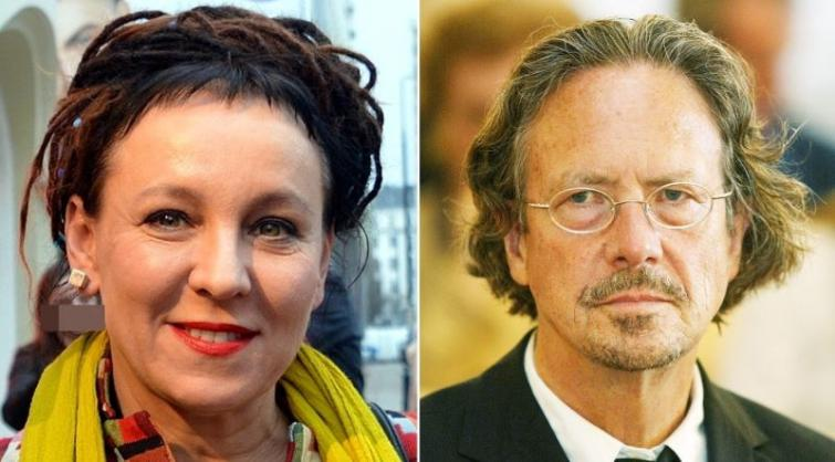 Olga Tokarczuk, Peter Handke win Nobel Prizes in Literature