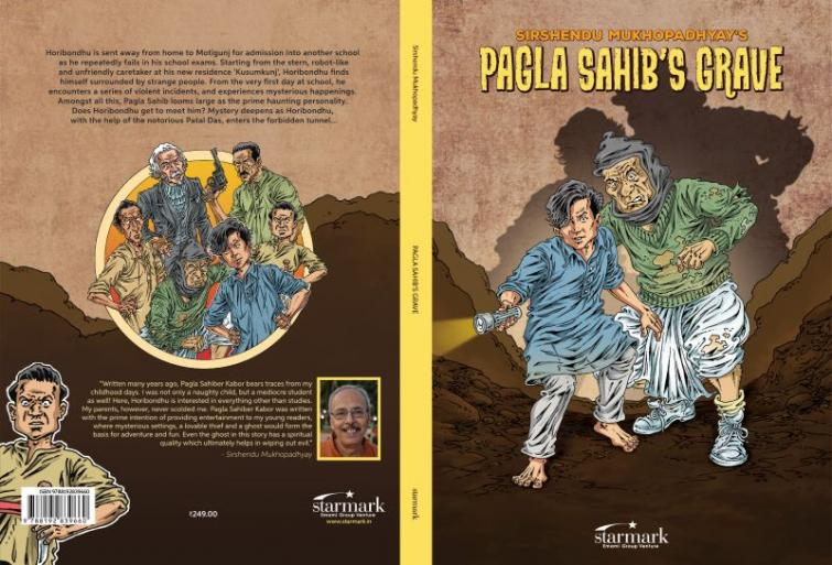 Starmark to launch English transcreation of Sirshendu Mukhopadhyay's Pagla Saheber Kabor