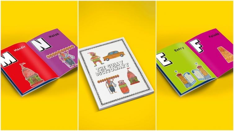 The Voice Company re-invents the Picture Dictionary for street children