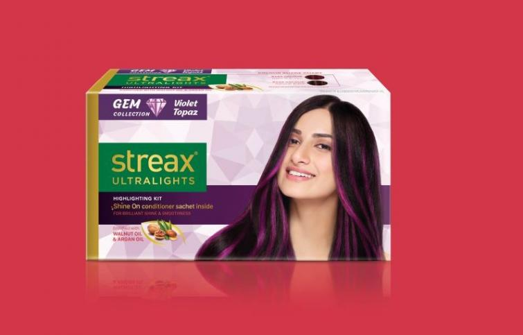 New Streax Ultralights Gem Collection introduces range of hair shades