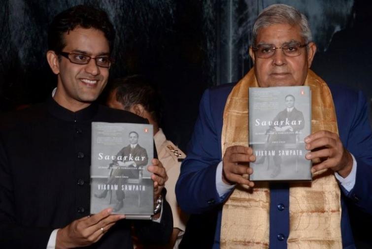 Veer Savarkar was vilified and maligned: Author Vikram Sampath