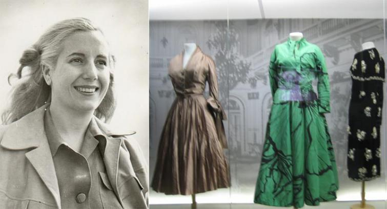 Eva Peron: Once again in Buenos Aires
