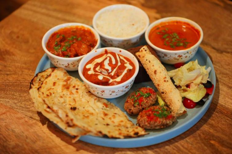 Order big and pay small says Mumbai's Bigg Small Cafe + Bar, offers a wide range of thali meals