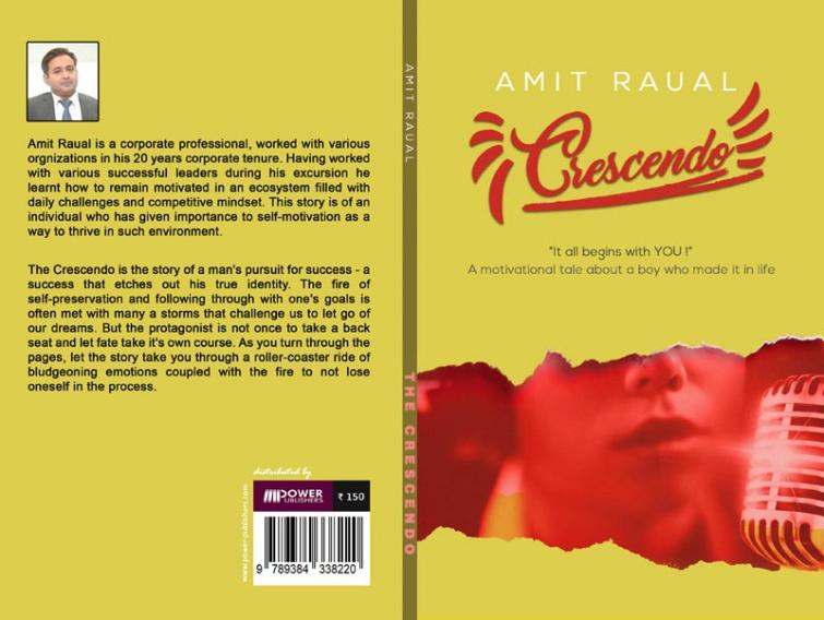 Book review: Crescendo is a motivational novel about meeting challenges and succeeding