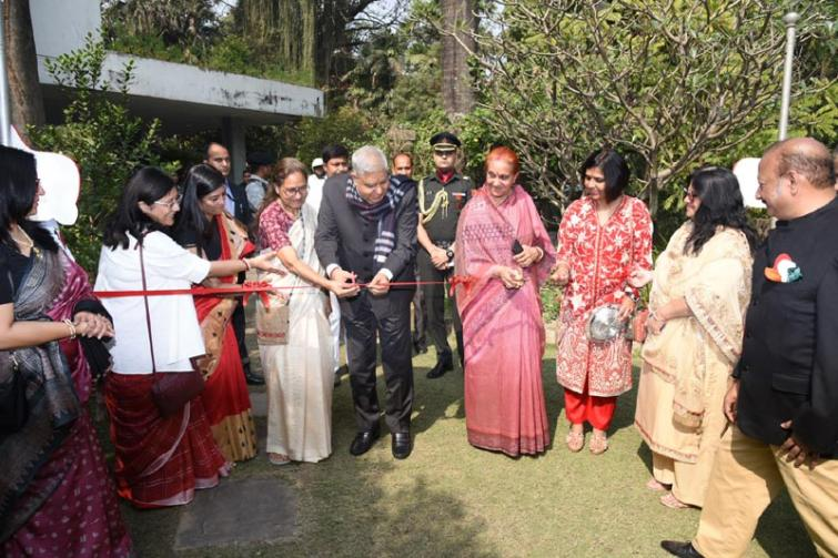 Jagdeep Dhankhar inaugurates winter carnival 'Fly High with Dil Se'