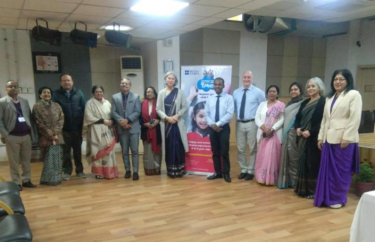British Council offers English learning programme for kids in collaboration with Kolkata-based school