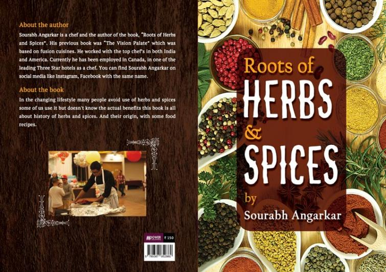 Book review: Chef Sourabh Angarkar takes readers on a journey through the world of herbs and spices