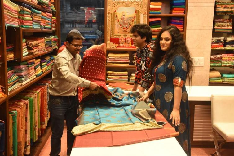 Kolkata sari store Sundari draws inspiration from the colours of Spring for its new range of fabrics