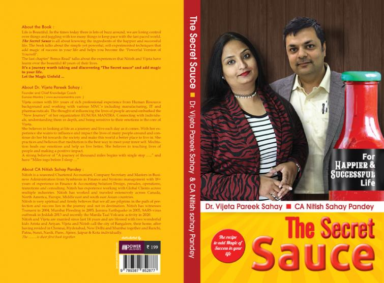 Book review: 'The Secret Sauce' is all about finding the recipe to boost your recipe for success