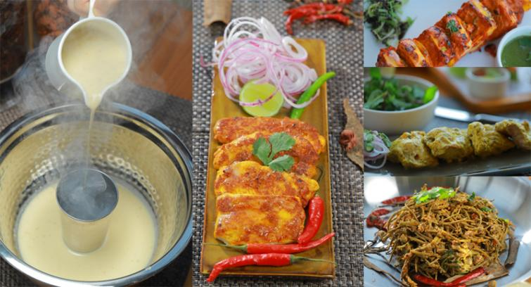 Regal flavours from the Land of Maharajas at Fairfield by Marriott Kolkata
