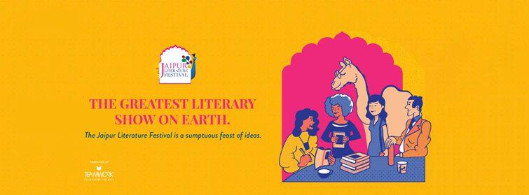 Diggi Palace to digital platform: The popular Jaipur Literature Festival embraces the virtual world to beat the Covid-19 lockdown