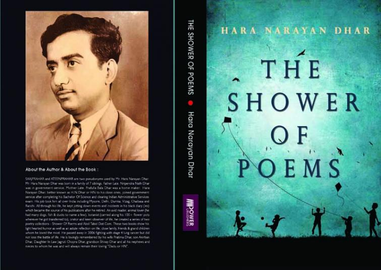 Book review: 'A Shower of Poems' holds the key to humour and happiness