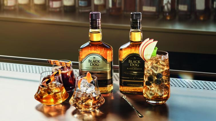 Diageo India Brand Ambassadors curate indoor cocktails