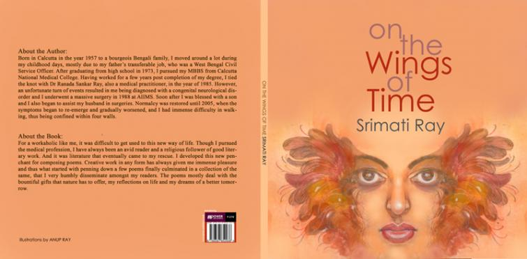 Book review: This book of poems by Srimati Ray is a lyrical transformation of thoughts into words