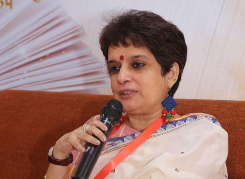 Literature and epics always had symbiotic relationship: Author Kavita Kane
