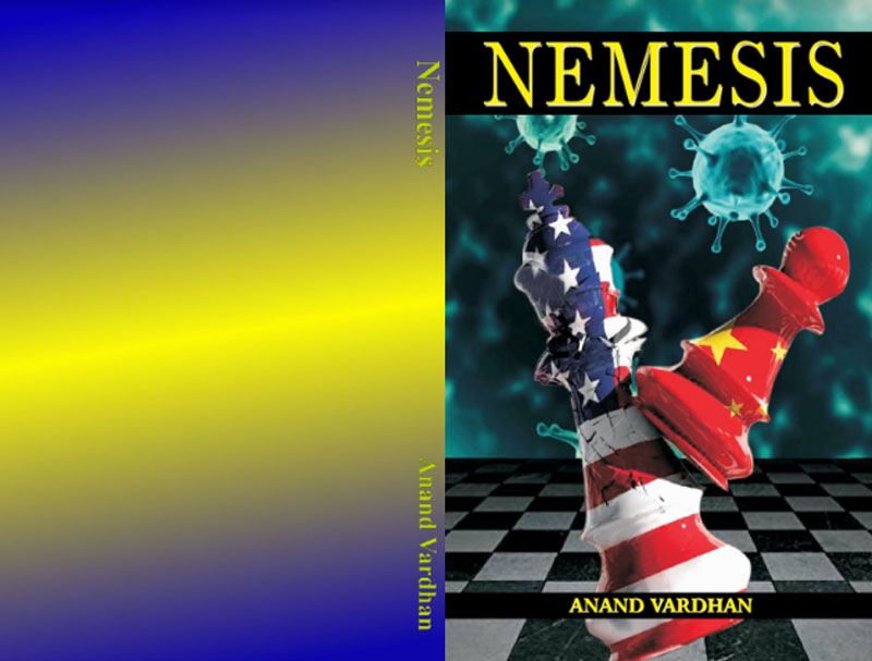 Book review: Nemesis melts the border between reality and fiction