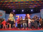 Kids' entertainment channel hosts special carnival at Kolkata's popular entertainment park