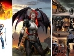 Power Publishers brings illustration services: Comic Book, Film Storyboard, Cover Design, Children's Book Illustrations and more